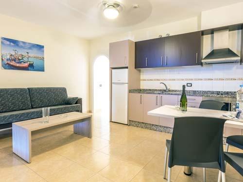 Villa del Mar - Appartementen