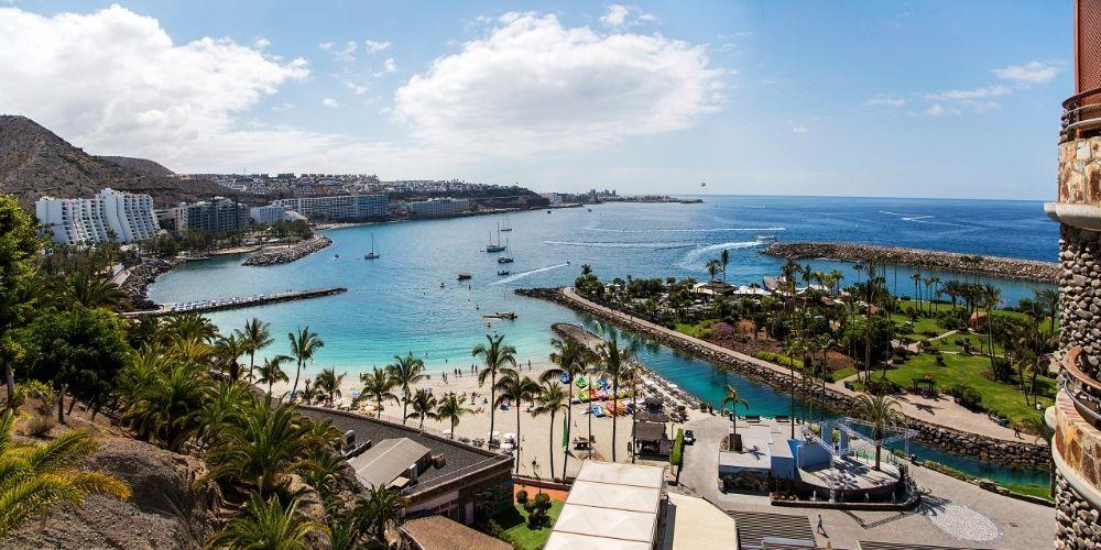 Gran Canaria vakantie website